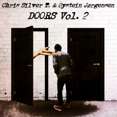 Chris Silver T. & Øystein Jørgensen - Doors Vol. 2 (2017) - CD COVER ART